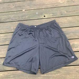 Men's Champion Mesh Shorts Sz 3xl EUC